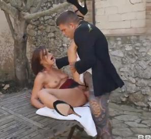 Altyazılı  brazzers porno