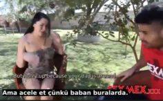 Bebek Emziren Annesini Bu Sefer Oğlu Sikiyor – Sexmex Türkçe Altyazılı Porno