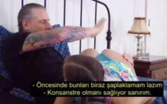 Babasına Zevkle Siktiren Küçük Yosma Türkçe Altyazılı Porno İzle