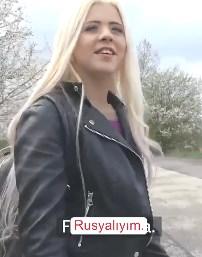 Martin Sarışın Rus Kızı Para ile Kandırıp Sikti