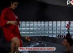 Olgun Kadın Sakat Yeğenini Banyoda Boşaltıyor -Altyazılı Porno