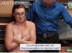 Türkçe Altyazılı Porno Kadın Hırsızlığı Alışkanlık Hale Getirince Yakalanıp Sikiliyor
